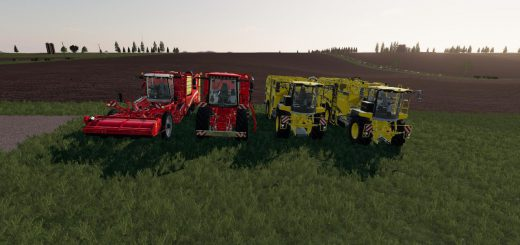 MULTI HARVESTER PACK V1.0