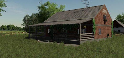 OLD BRICK HOUSE V1.0