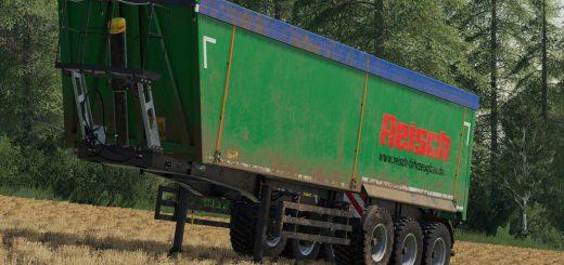 REISCH AGRIMAXX 1060 + RSDY-14 V1.0