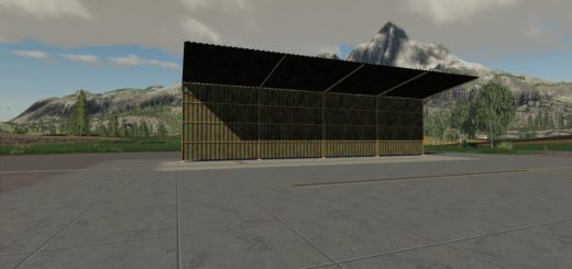RUSTY METAL SHED V1.0