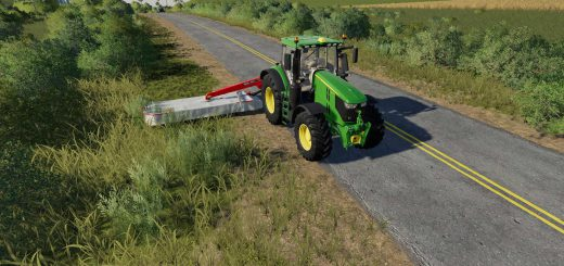 Real Mower v1.0