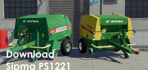 SIPMA PS1221 V1.0