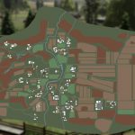 SKRZYSZOW MAP V1.0