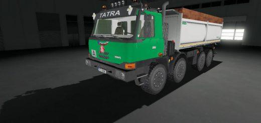 TATRA TERRNO 8X8 V1.0