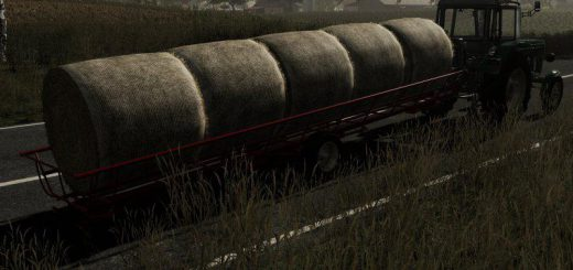 TRAILER TRANSPORTOWA T051 V1.0
