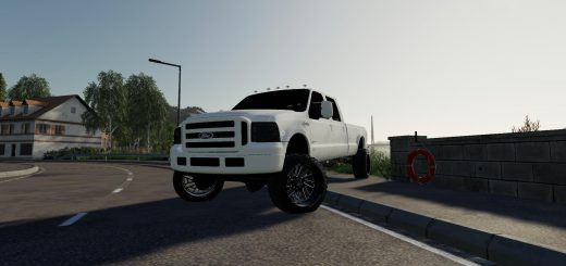 2006 King Ranch 6.0L By Chuckles