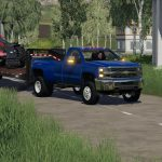 2017 CHEVY 2500 HD REGULAR CAB FIXED V1.0