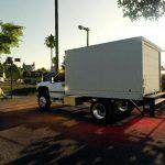 CHEVY 3500 BOX TRUCK V1.0