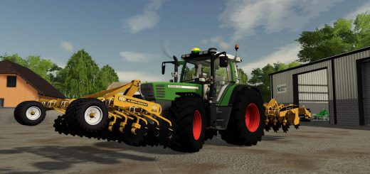 FENDT 500 FAVORIT V1.0