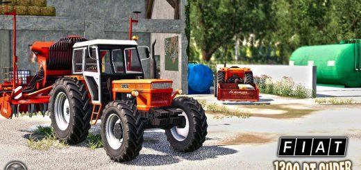 FIAT 1300 DT SUPER V2.0