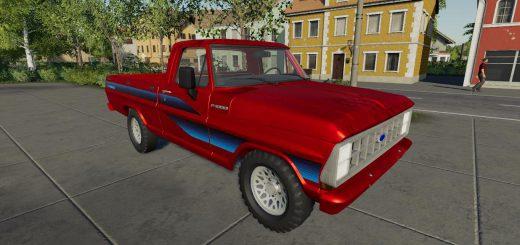 FORD F1000 1989 V2.0