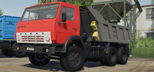 KAMAZ 55111 V1.0