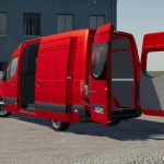 MERCEDES BENZ SPRINTER MK4 V0.5