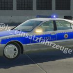 MERCEDES S500 CIVIL AND GERMAN POLICE V1.0