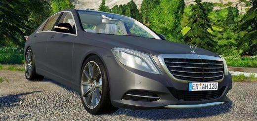 Mercedes s63 v1.0