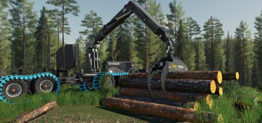 NMC GOLIATH FOREST MACHINES V1.0
