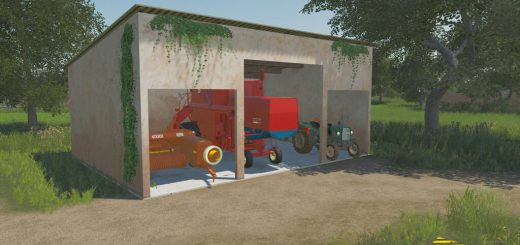 OLD SMALL SHED V1.0