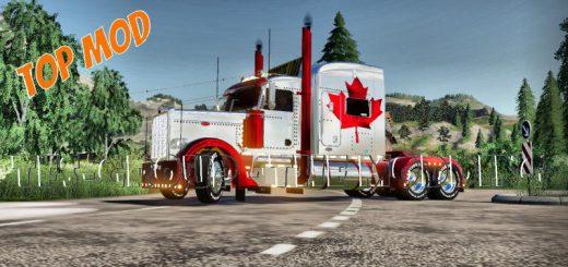 PETERBILT 388 CANADA V2.0
