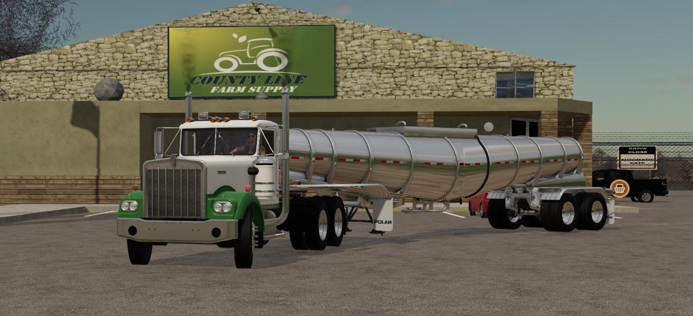 Polar Deep Drop Tanker v1.0