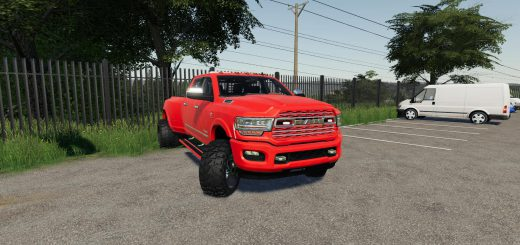 RAM 2500 BY EXPENDABLES V1.0