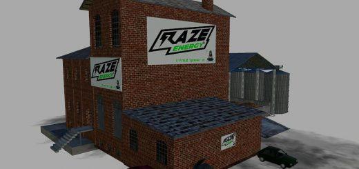 RAZE ENERGY DRINK FACTORY V1.0