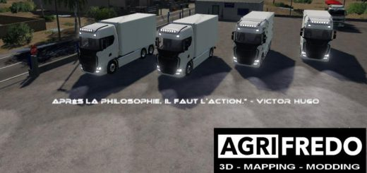 SCANIA FORAIN PACK V1.0