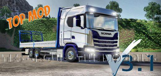SCANIA S580 B v3.0.0.1