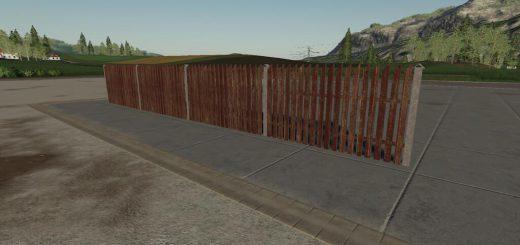 Selfmade Fence v1.0