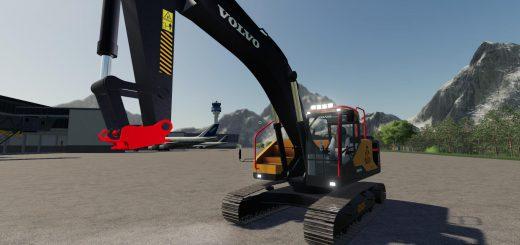 VOLVO EC-300E FS MINER'S EDITION V1.23