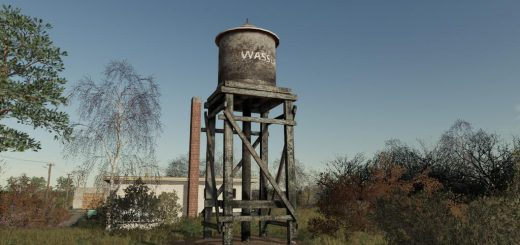 WATER TOWER V1.0
