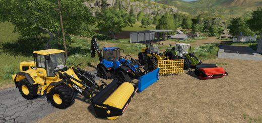WHEEL LOADER ROAD PACK V1.0
