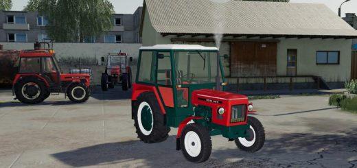 ZETOR 6911 RED V1.0