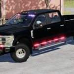 2020 FORD F250 SLICKTOP GHOST FIXED V2.0