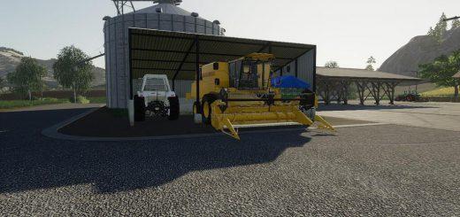 AGRICULTURAL SHED V1.0