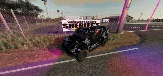 ALPINE ARMORING PITBULL VX SHERIFF EDITION V1.0