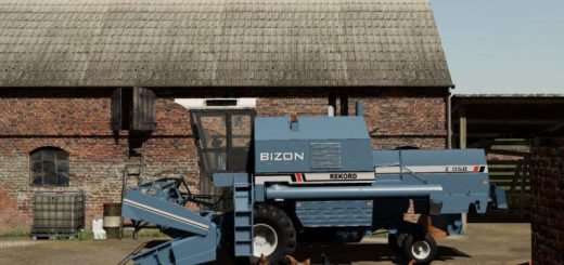 Bizon REKORD Z058 BY USER12 v1.0