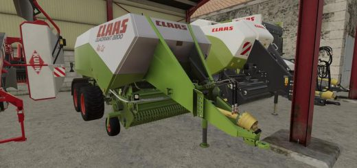 CLAAS QUADRANT 2200 RC V0.9.2