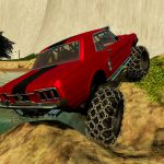 FORD MUSTANG 1965 OFFROAD V1.0
