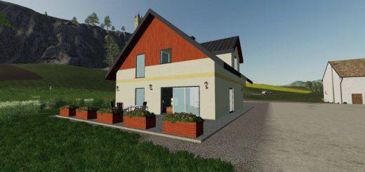 HOUSE ROLNIK V1.0