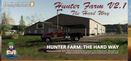 HUNTER FARMS - THE HARD WAY V2.1
