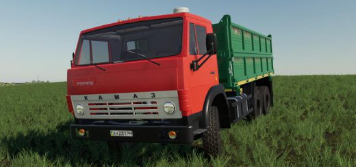 KAMAZ 55102 V1.0