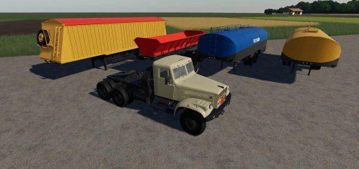 KrAZ-258 v.2.0