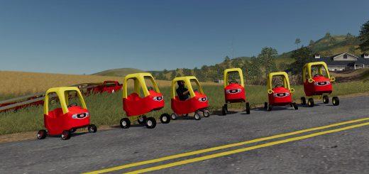 Little tykes kid toy car v1.0