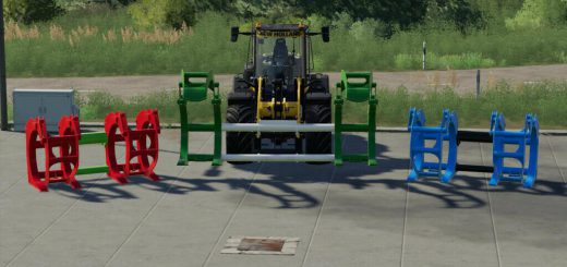 MRF DOUBLE CLAW V1.0.1.0