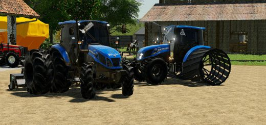 NEW HOLLAND RICE V1.0
