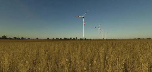 PACKAGE WITH WIND TURBINES V1.2