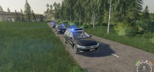 PASSAT VARIANT MILITARY POLICE V1.0