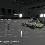 SCAG AND BOBCAT ZERO TURN MOWER V1.0
