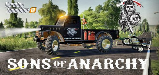 SONS OF ANARCHY TRUCK V2.0