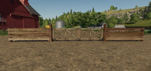 SOUTH AMERICAN FENCE PACK V1.0